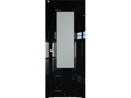 Двери межкомнатные Profil Doors 2.103L Чёрный люкс матовое