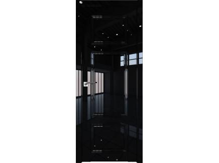 Двери межкомнатные Profil Doors 2.104L Чёрный люкс