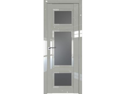 Двери межкомнатные Profil Doors 2.105L Галька люкс графит