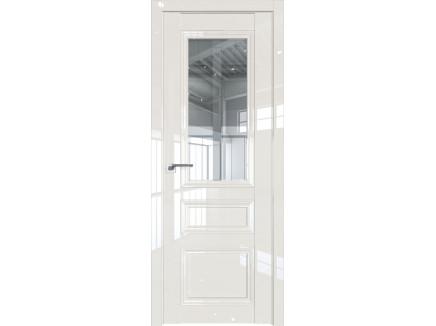 Двери межкомнатные Profil Doors 2.109L магнолия люкс прозрачное