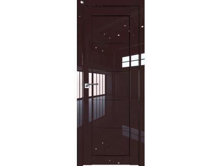 Двери межкомнатные Profil Doors 2.11L Терра стекло триплекс черный