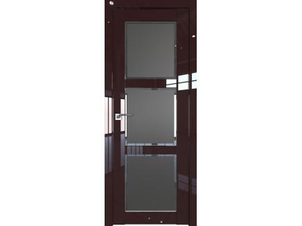 Двери межкомнатные Profil Doors 2.13L Терра стекло square графит
