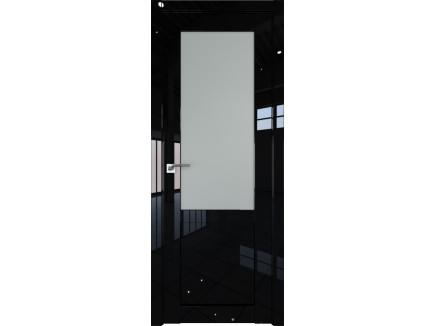 Двери межкомнатные Profil Doors 2.17L Чёрный люкс матовое