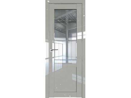 Двери межкомнатные Profil Doors 2.17L галька люкс стекло прозрачное