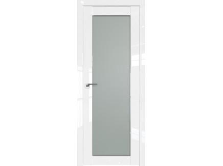 Двери межкомнатные Profil Doors 2.19L Белый люкс стекло матовое