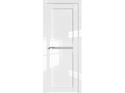 Двери межкомнатные Profil Doors 2.43L Белый люкс матовое
