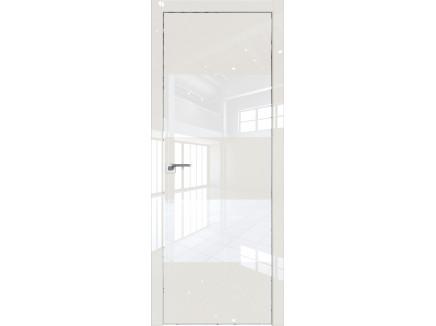 Двери межкомнатные Profil Doors 10LK CHROME Магнолия люкс лак классик
