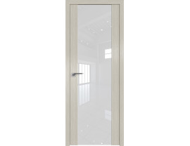 Двери межкомнатные Profil Doors 110N Дуб Скай Белёный лак классик