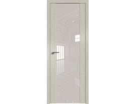 Двери межкомнатные Profil Doors 110N Дуб Скай Белёный лак перламутровый
