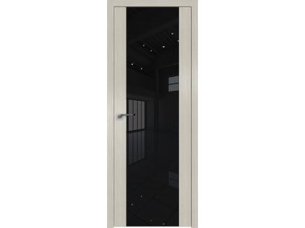 Двери межкомнатные Profil Doors 110N Дуб Скай Белёный лак чёрный