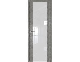 Двери межкомнатные Profil Doors 110N Дуб Скай Деним лак классик