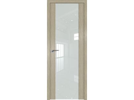 Двери межкомнатные Profil Doors 110N Дуб Скай Крем лак белый