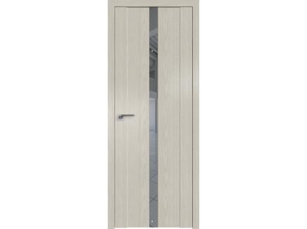 Двери межкомнатные Profil Doors 2.04N Дуб Скай Белёный зеркало