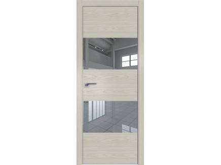 Двери межкомнатные Profil Doors 10NK Дуб скай белёный зеркало