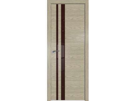 Двери межкомнатные Profil Doors 16NK Дуб скай крем лак коричневый