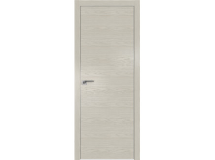 Двери межкомнатные Profil Doors 1NK Дуб Скай Белёный