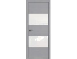 Двери межкомнатные Profil Doors 10STK Pine Manhattan Grey белый лак