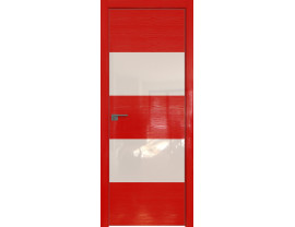 Двери межкомнатные Profil Doors 10STK Pine Red glossy перламутровый лак