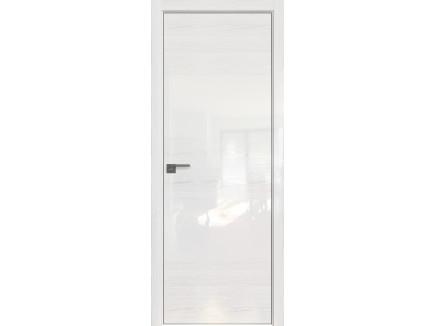 Двери межкомнатные Profil Doors 10STK Pine White glossy белый лак