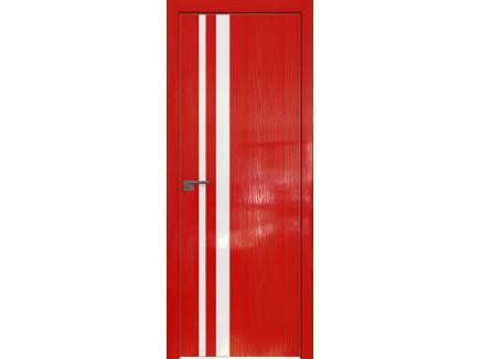 Двери межкомнатные Profil Doors 16STK Pine Red glossy белый лак