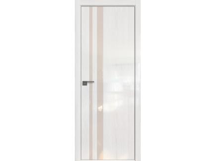 Двери межкомнатные Profil Doors 16STK Pine White glossy перламутровый лак