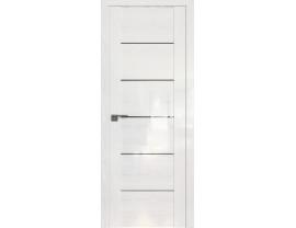 Двери межкомнатные Profil Doors STP99 Pine White glossy прозрачное