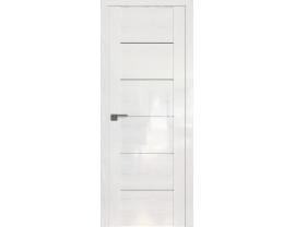 Двери межкомнатные Profil Doors STP99 Pine White glossy триплекс белый