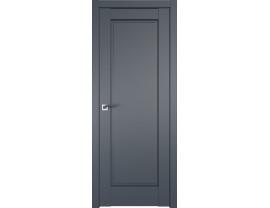 Двери межкомнатные Profil Doors 100U Антрацит