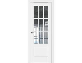 Двери межкомнатные Profil Doors 104U Аляска прозрачное