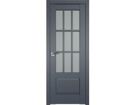 Двери межкомнатные Profil Doors 104U Антрацит матовое