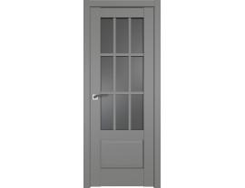 Двери межкомнатные Profil Doors 104U Грей графит