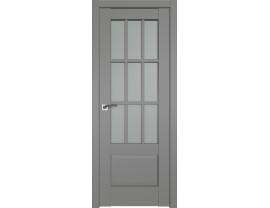 Двери межкомнатные Profil Doors 104U Грей матовое