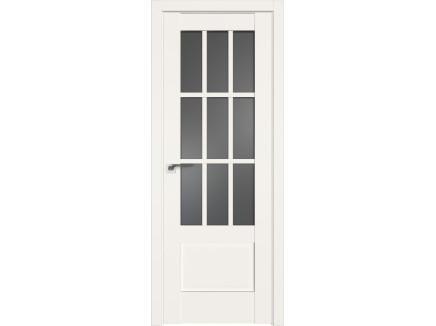 Двери межкомнатные Profil Doors 104U Дарквайт графит