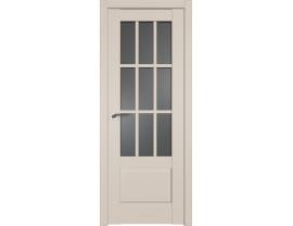 Двери межкомнатные Profil Doors 104U Санд графит
