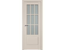 Двери межкомнатные Profil Doors 104U Санд матовое