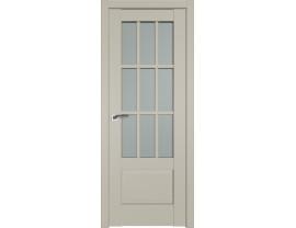 Двери межкомнатные Profil Doors 104U Шеллгрей матовое