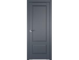 Двери межкомнатные Profil Doors 105U Антрацит