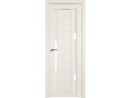 Двери межкомнатные Profil Doors 15U Магнолия сатинат белый триплекс