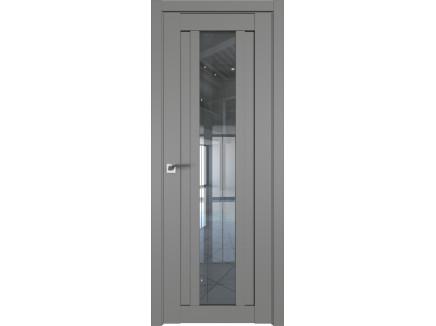 Двери межкомнатные Profil Doors 16U Грей прозрачное