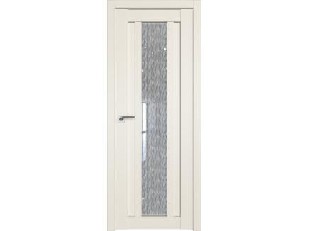 Двери межкомнатные Profil Doors 16U Магнолия сатинат дождь белый