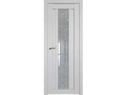 Двери межкомнатные Profil Doors 16U Манхэттен дождь белый