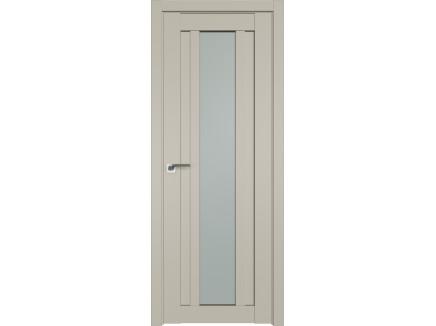 Двери межкомнатные Profil Doors 16U Шеллгрей матовое