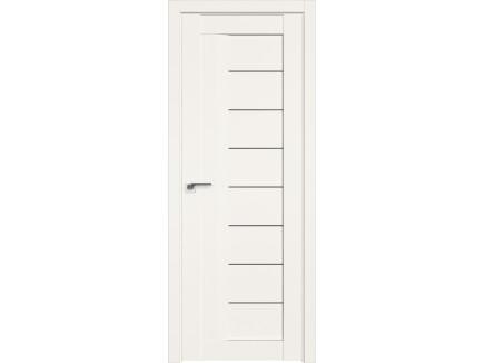 Двери межкомнатные Profil Doors 17U Дарквайт графит молдинг в цвет