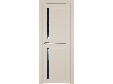 Двери межкомнатные Profil Doors 19U Санд дождь чёрный
