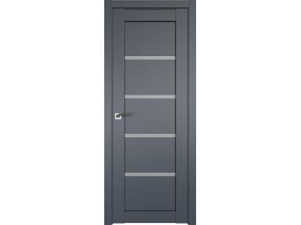Двери межкомнатные Profil Doors 2.09U Антрацит матовое
