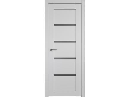 Двери межкомнатные Profil Doors 2.09U Манхэттен графит