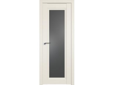 Двери межкомнатные Profil Doors 2.101U Магнолия сатинат графит