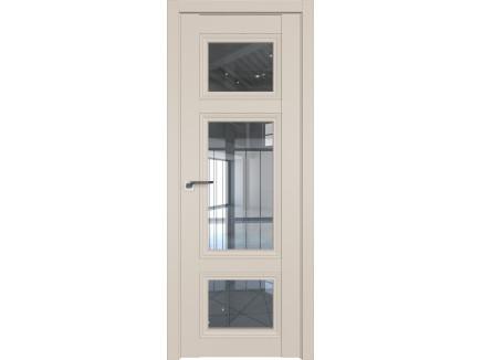 Двери межкомнатные Profil Doors 2.105U Санд прозрачное