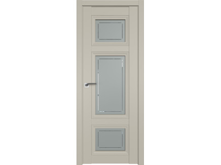 Двери межкомнатные Profil Doors 2.105U Шеллгрей гравировка 4