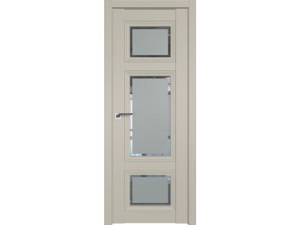 Двери межкомнатные Profil Doors 2.105U Шеллгрей square матовое